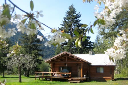 Cottage at Gates Lake, Birken, BC - Birken