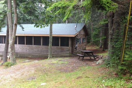 Sherwood Forest Cabin #4 - New Harbor