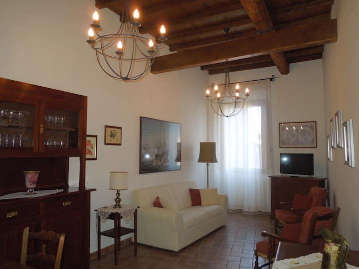 Appartamento medievale a San Pellegrino