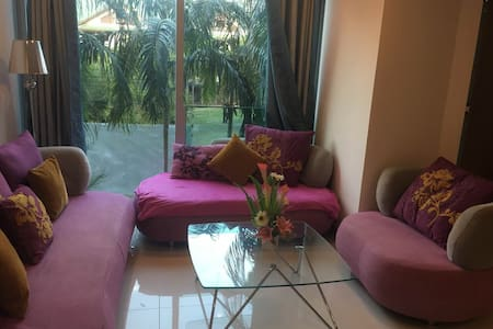 Cozy apartment of 44m2 in 200 meters from the sea - Muang Pattaya - Wohnung