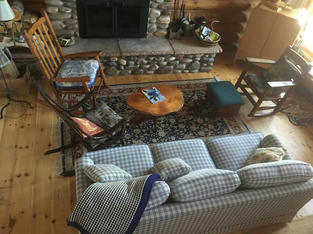 Wonderful on golden pond cabin - Seeley Lake - Cabin