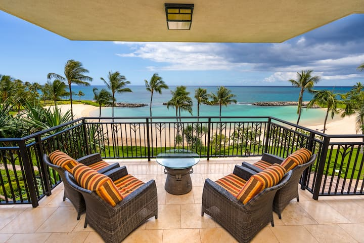 Beachfront, Ocean Facing 4th Floor Beach Villa - Million Dollar Views!