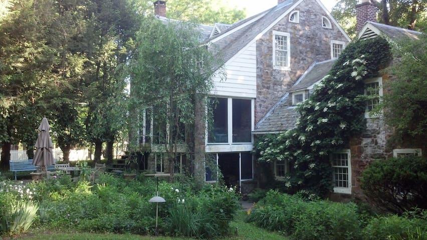 Charming 18th Century Estate - Stone Ridge - Hus