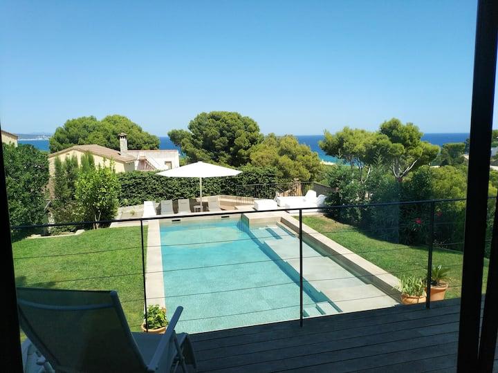 Suite con vistas al mar, piscina - Poolside, WiFi