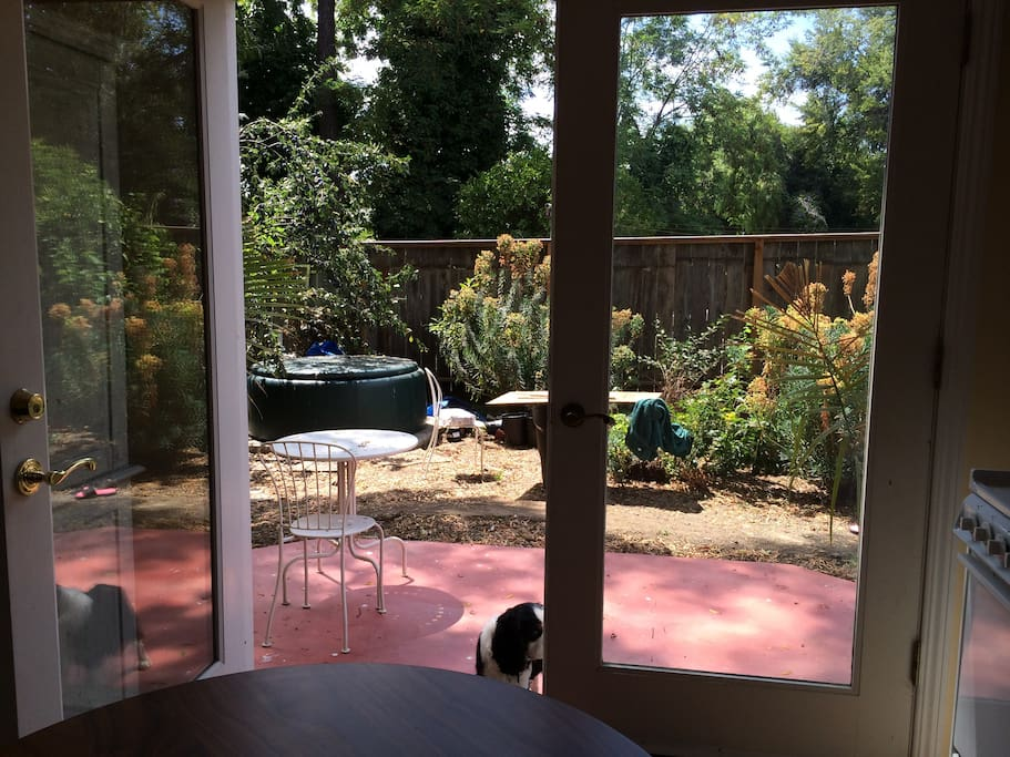 Oakland Garden Oasis And Hot Tub Apartments For Rent In
