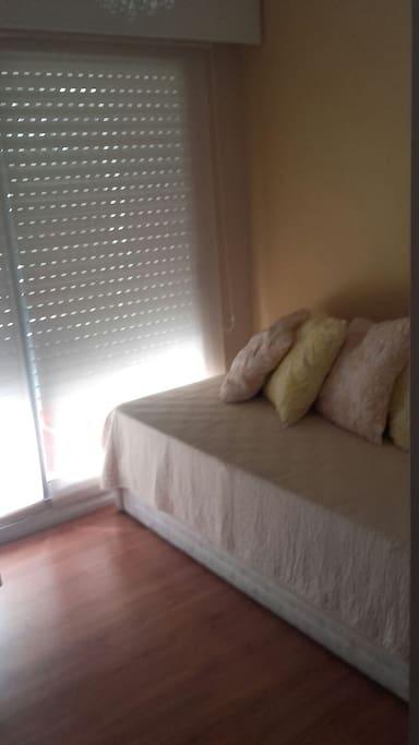 Dormitorio 2 cama marinera