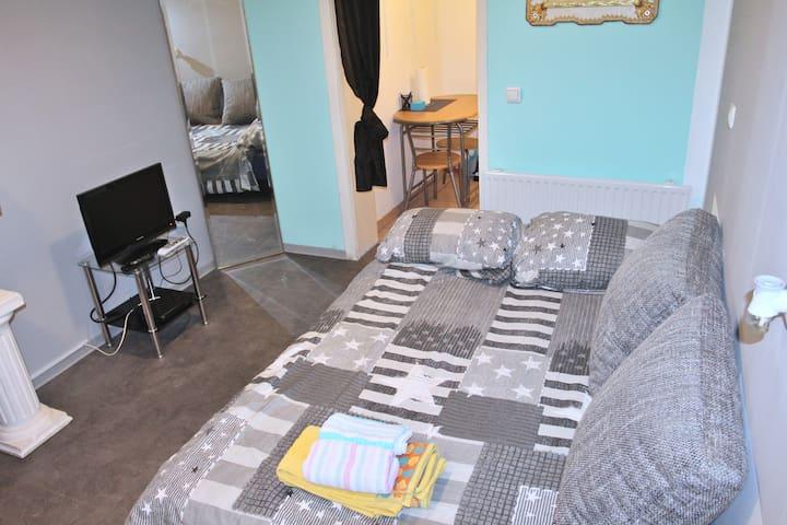 Doppelzimmer 14m² in Hanau - Mixy Home Zimmer 1