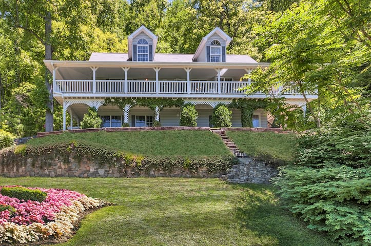 SPRING SPECIAL Maggie Valley Family Home w/Views - Maggie Valley