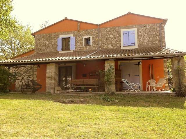 Lovely country house in Umbria.     - Calvi Dell'umbria - Wohnung