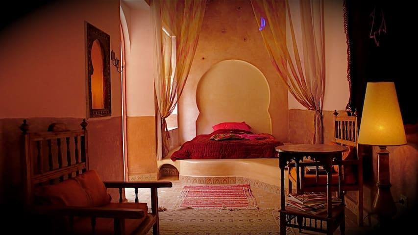 Maison de charme dans la médina d'Essaouira