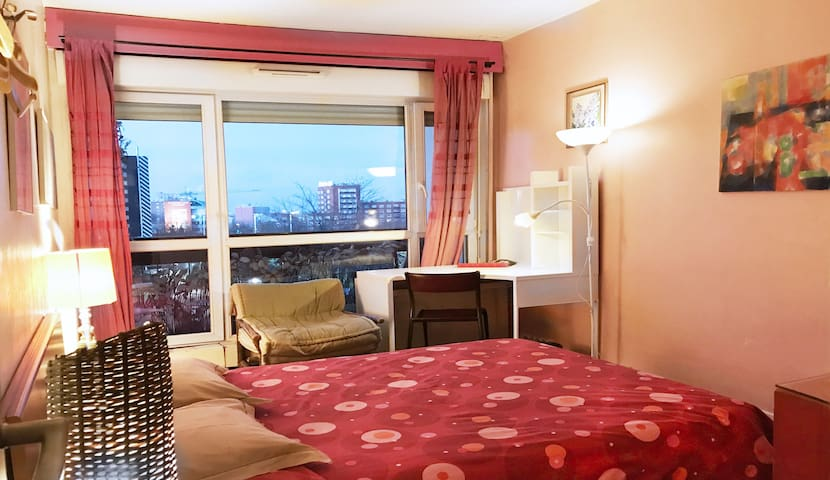 Nice Room Montmartre/Flea Market/Stade de France#2