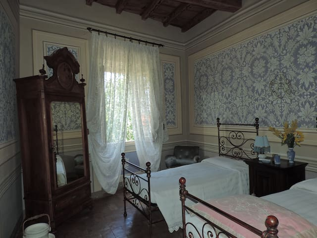 B&B Casa Amori - Camera Azzurra - Ostra - Bed & Breakfast