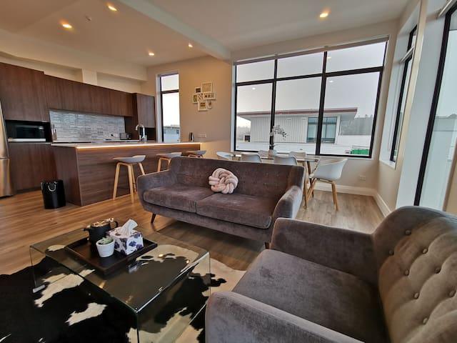 独立顶楼公寓  Penthouse Apartment