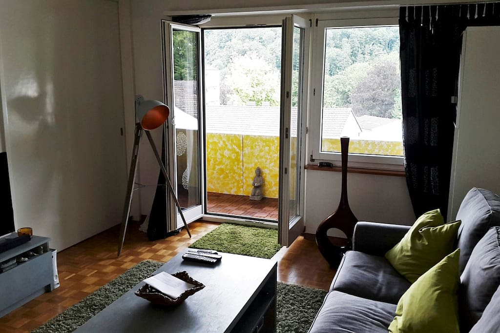 Nice 16m2 room with terrace departamentos en alquiler en for Terrace zurich