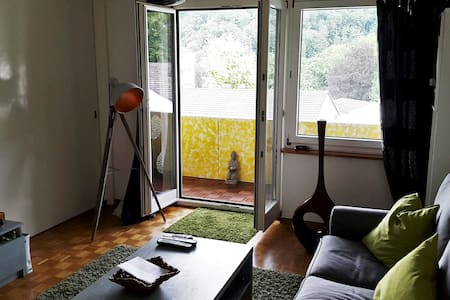 Nice 16m2 Room with Terrace - 蘇黎世