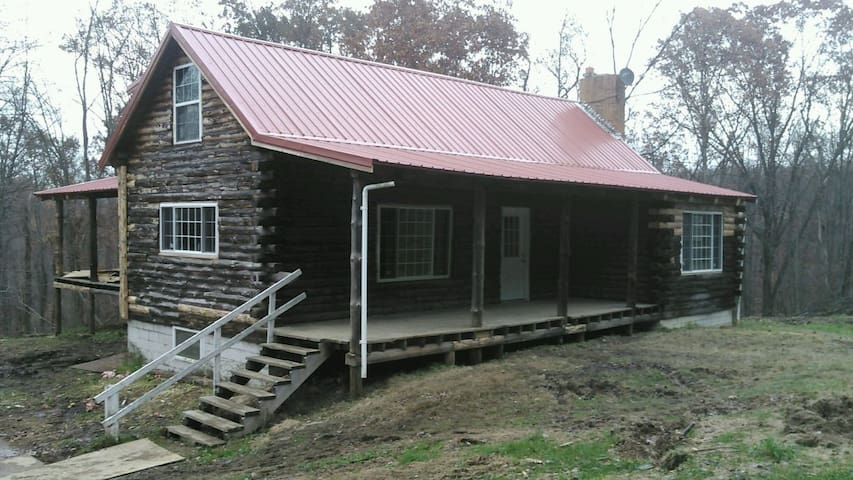 YE OLE HILLBILLY LODGE (option 2,   private hunt)