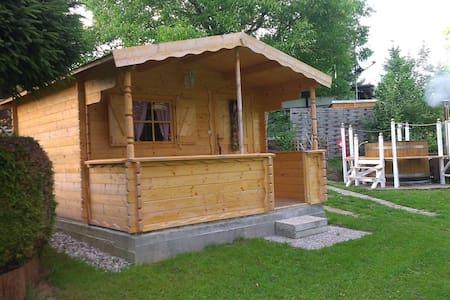 Pilger-Hüttli   (Blockhaus) - Cottage