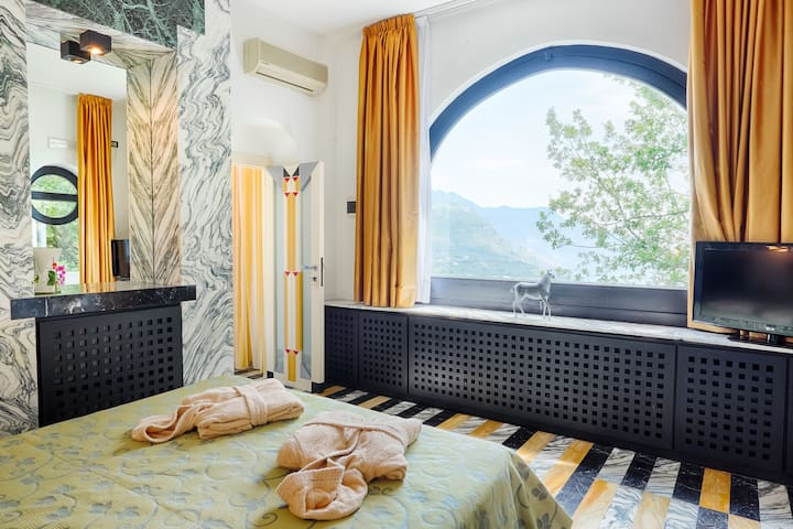 Superior Room with stunning view - Colli di Fontanelle - Bed & Breakfast