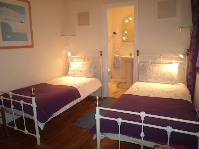 LAURA'S CHAMBRES D'HOTES TWIN ROOM - Huelgoat - Bed & Breakfast