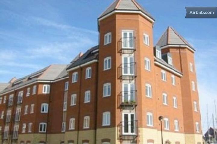 2 bed, 2 bath luxury apartment - Liverpool - Wohnung
