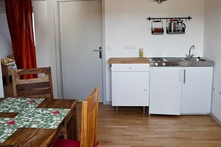Ferienwohnung im Johanneshof - Pis