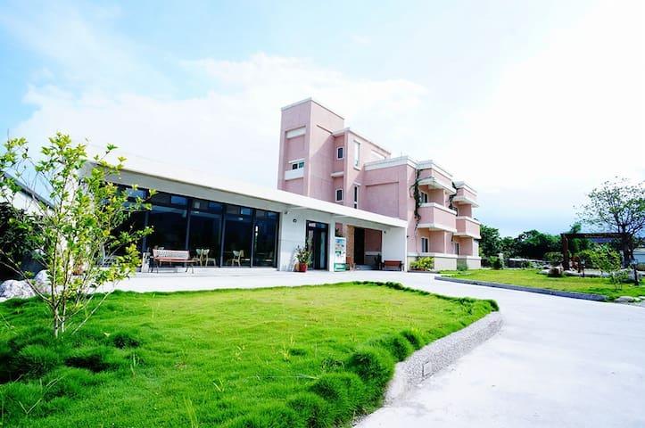 東華大學旁,東畔民宿二人雙床套房 - Shoufeng Township - Haus