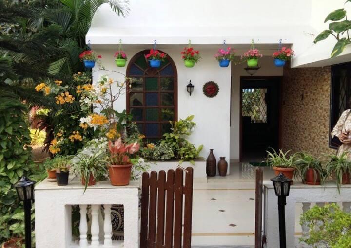 2 BHK In Chikhli with garden