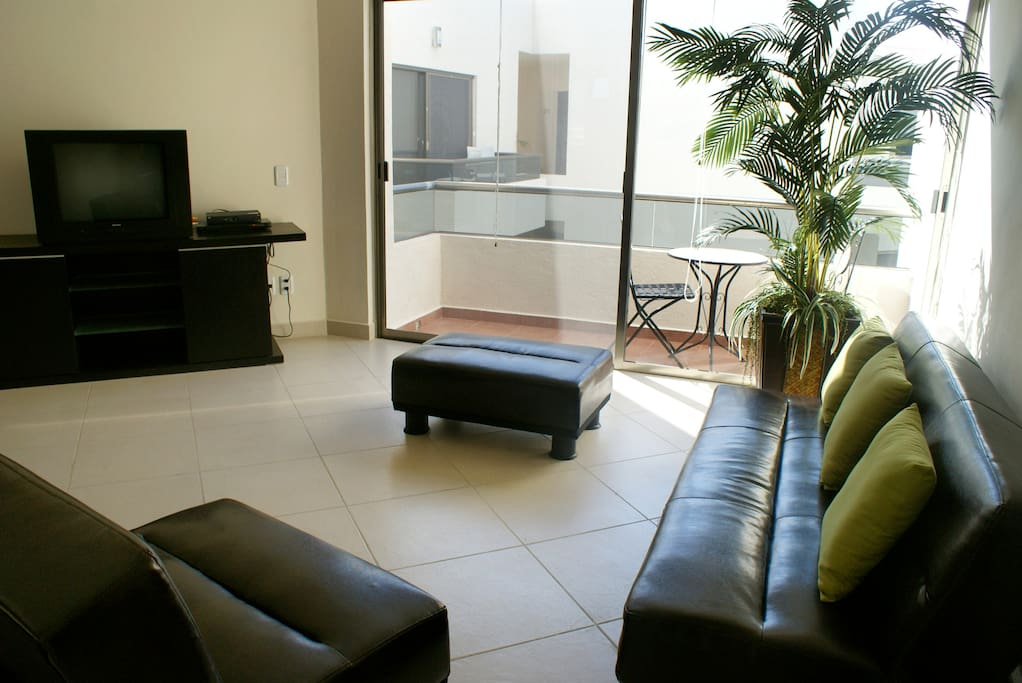 Modern and Furnished you will enjoy the best of Playa del Carmen Mexico