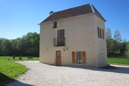 le gîte de La petite Résie - La Résie-Saint-Martin - Дом