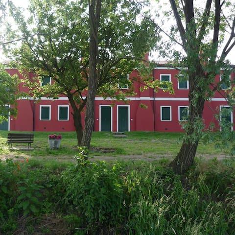 Agriturismo Monte Scala  - Taglio di Po - House
