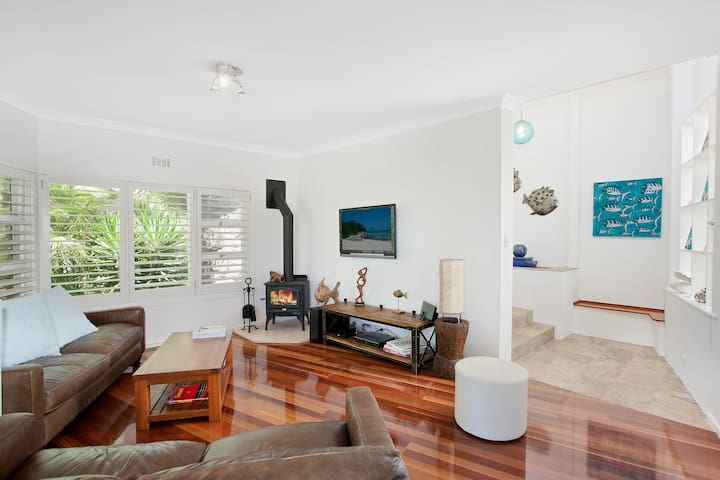 Shelly Beach - Manly - House