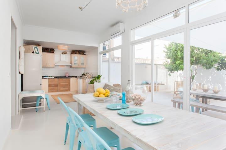 Designer Mediterranean apartment - Palma de Mallorca - Apartment