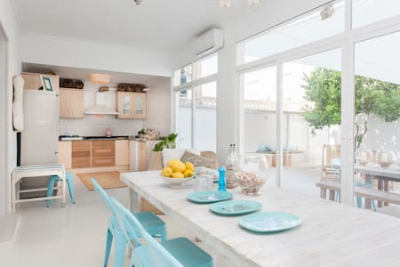 Designer Mediterranean apartment - 팔마 데 마요르카