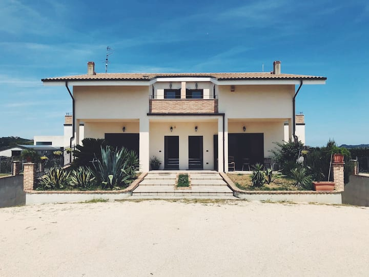 Villa Canulla •• - Villa in campagna