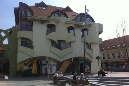 Absolute Center Pécs Rákoczi u 49. - Pécs - Apartmen