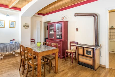 A BIG HOUSE 10-12 PEOPLE - Bergamo - Appartement