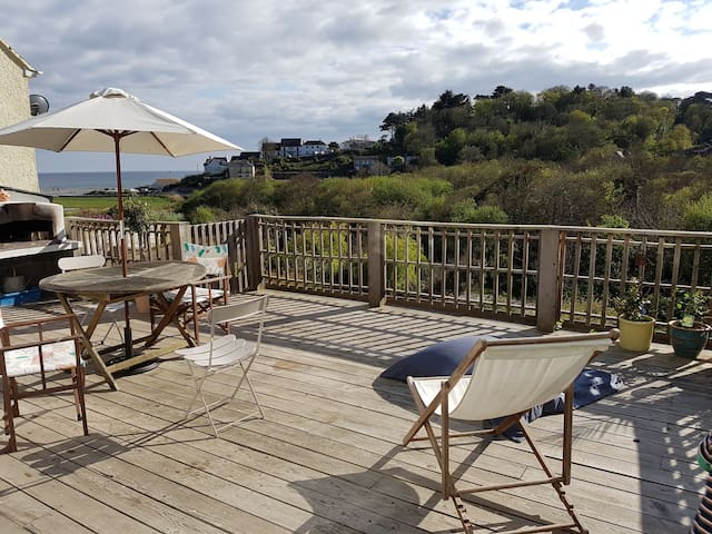 Family home on the South East Cornish coast - Seaton - Дом