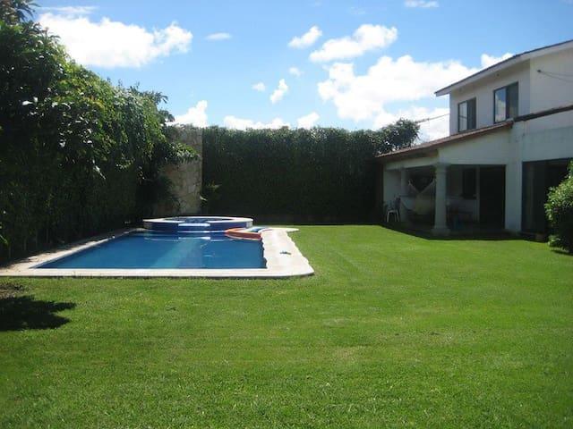 ¡¡¡ excelente lugar ...Tu Casa en Yautepec ..!!! - Yautepec de Zaragoza - Dom