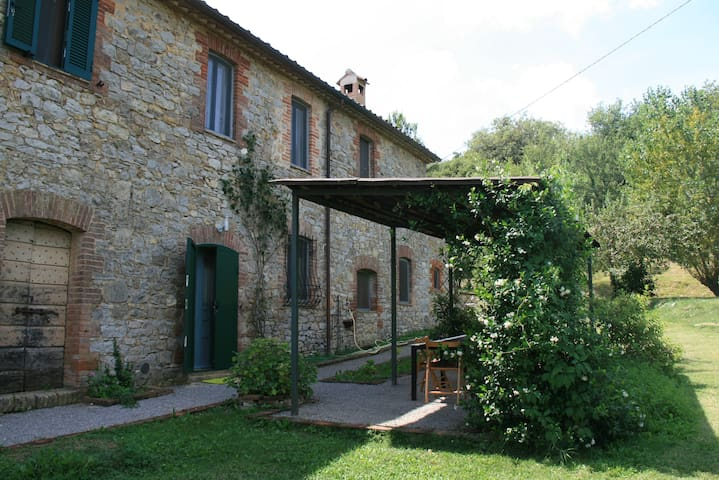 FARMHOUSE PIANACCE - CASTLE VIEW - Montegabbione - Appartement