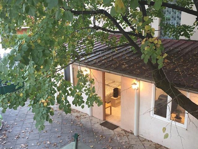 Résidentiel  Joli et calme T1 de 35 m2 / terrasse