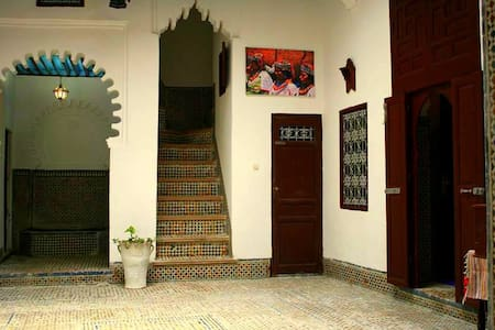 Riad Khmisa Tetouan - Tetouan - Bed & Breakfast