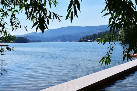 Deluxe 2 Bed Condo on Lake Spokane - Nine Mile Falls