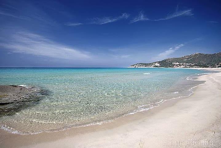 Terrazza Solanas fronte mare
