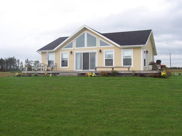 Bell Isle Beach House, Ocean front