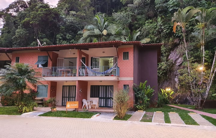 Casa de Praia em Condomínio - Barra do Una