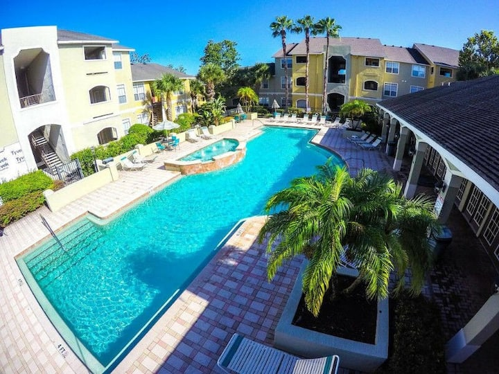 Fabulous Clearwater Condo (Gated &Security) 1 Bdrm