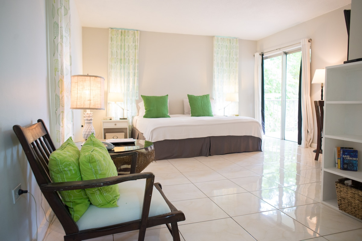 Studio Apartment Rental In Montego Bay, Jamaica. 5 Minutes From MBJ Airport!
