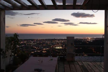 Versilia coast panoramic house - マッサ