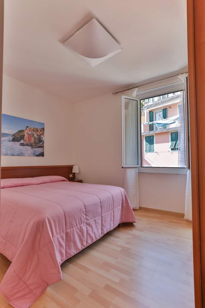 Cozy apartment in the centre of Riomaggiore