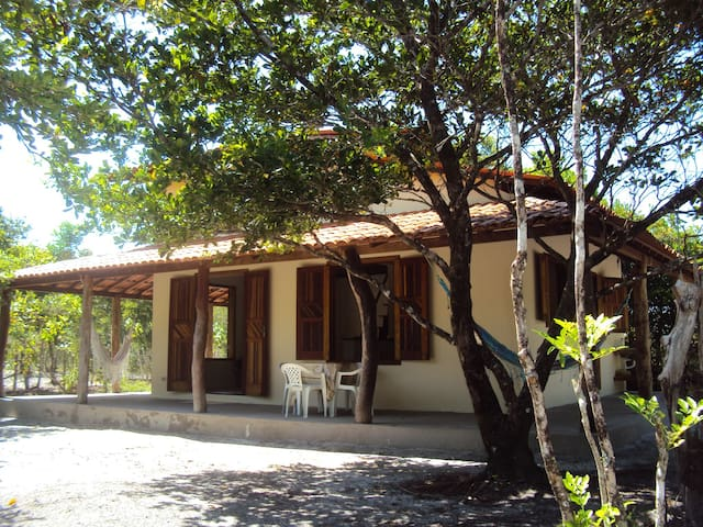 Linda casa p/ 4 pessoas em Boipeba - Velha Boipeba - Ev